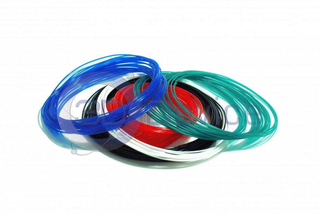ПЛА пластик для 3Д ручки 5 цветов