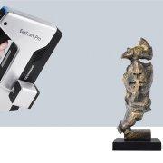 Работа на 3D сканере EinScan-Pro