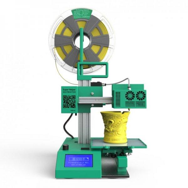 Самый дешевый 3D принтер Winbo Super Helper SH105