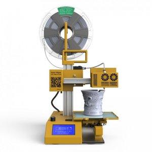 Самый дешевый 3D принтер Winbo Super Helper SH155 L