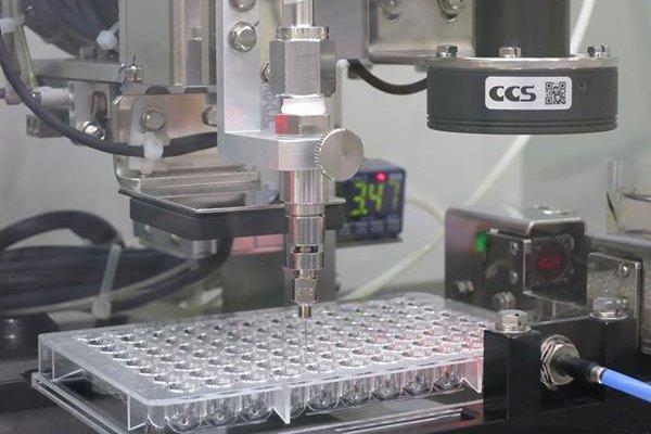 Функционирующие нервы на 3D принтере