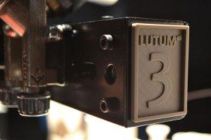 Экструдер 3Д-принтера LUTUM 3