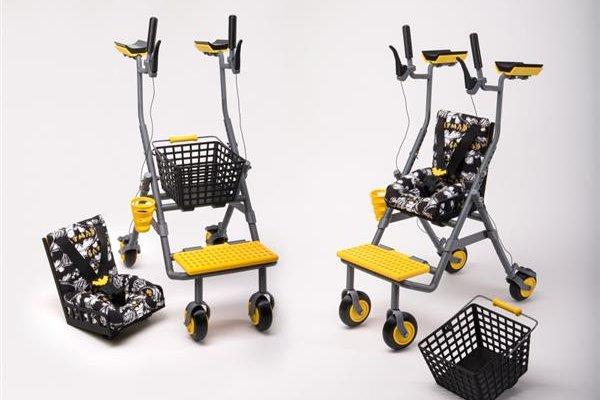 3D печать ролятора для людей с ограниченной подвижностью
