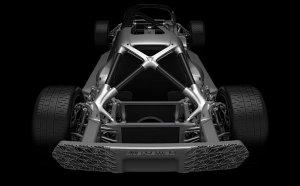 3D печать шасси в автомобиле будущего
