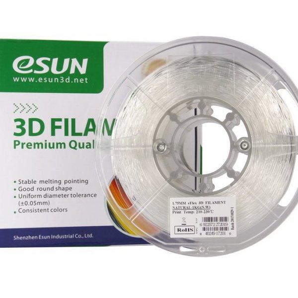 3D пластик eSun eFLEX TPU