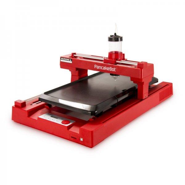 3D принтер PancakeBot для блинчиков