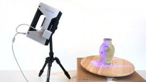 3D-сканер EinScan-Pro применение