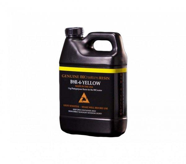 Выжигаемый фотополимер для ювелиров B9 Yellow Resin