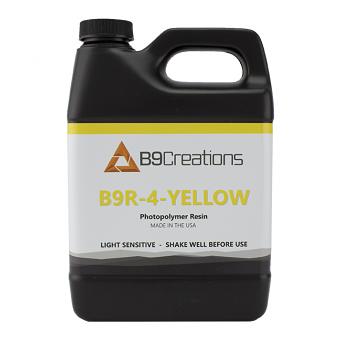 Фотополимер для ювелиров B9R-4-Yellow Resin