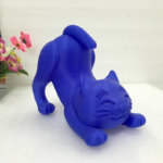 Изделия из пластика на 3D принтере CreatBot DM