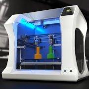 Купить профессиональный 3 d принтер Leapfrog Bolt