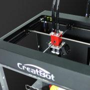 Механика 3D принтера CreatBot DM