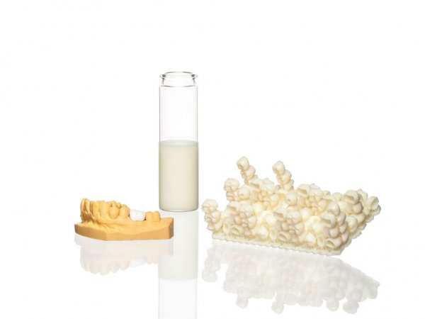 Стоматологический материал для 3D принтера SLA