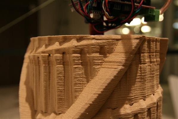 Устройство 3D принтера без корпуса