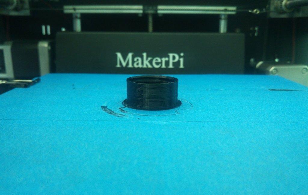 Гибкий 3D пластик Flex (Flexible PolyEster, FPE)