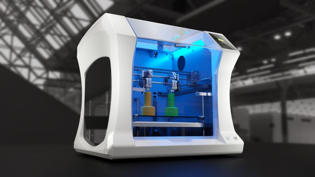3Д-принтер Leapfrog Bolt