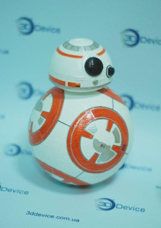 Робот Зоряні Війни 3D