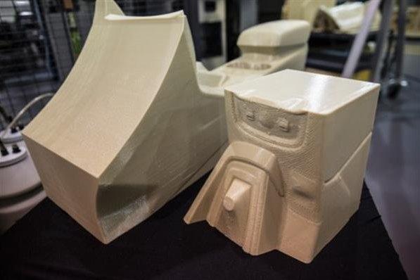 3 D печать автомобильных компонентов
