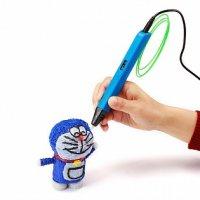 3D ручка для рисования объемных фигур