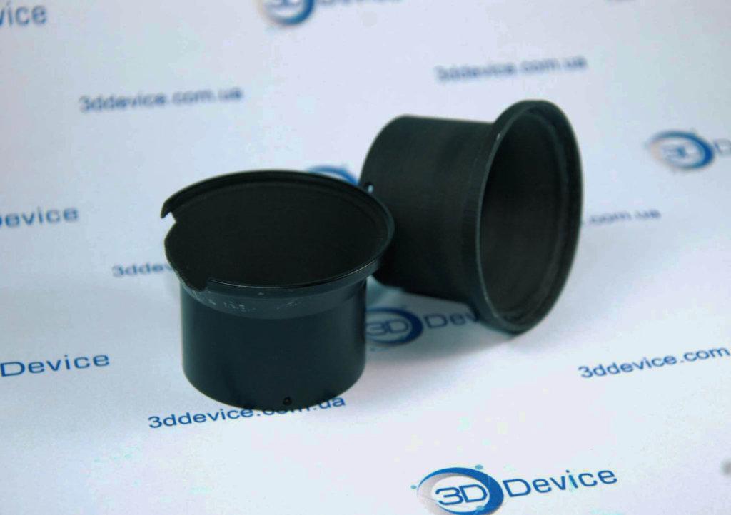 Бленда для фотоаппарата на 3D принтере