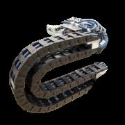 Гибкий кабель канал для проводов 3D принтера