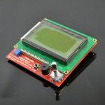 Графический дисплей 12864 LCD MKS с картридером по доступной цене