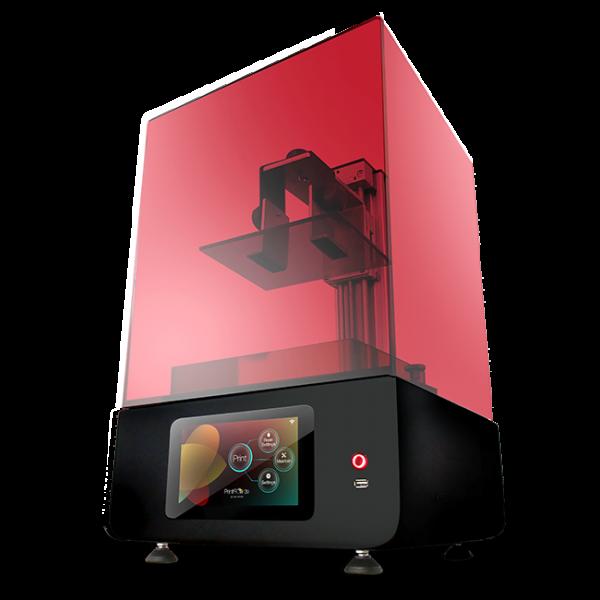 Купить SLA 3D принтер Liquid Crystal HR