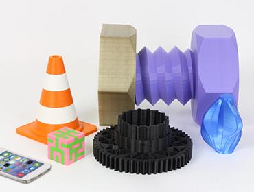 Материалы для 3D печати на принтере LeapFrog Creatr HS