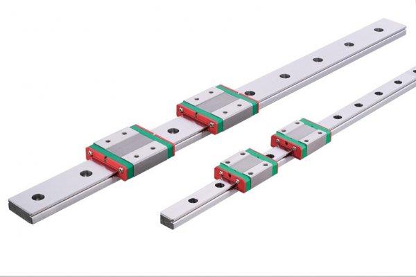 Рельсовая линейная направляющая MGN12