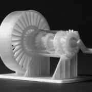 Сделано на 3D принтере LeapFrog Creatr HS