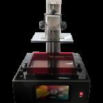 Структура 3D принтера Liquid Crystal HR