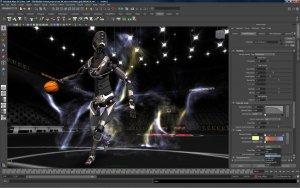 Высокополигональное моделирование в Autodesk Maya