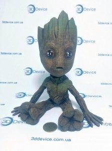 Малыш Грут на 3D принтере купить Грута