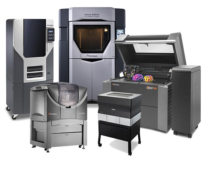 3D принтеры профессиональные
