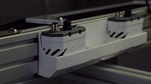 Работа 3D принтера и его элементы