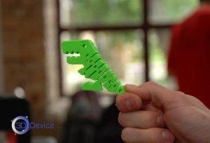3Д-печать на выставке 3D