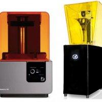 3D принтеры SLA