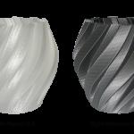 PLA и алюминиевый пластик для 3Д принтера