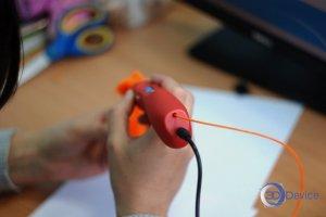 Как рисовать 3D ручкой