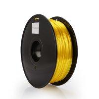 Качественный шелковый PLA пластик для 3D принтера купить Киев