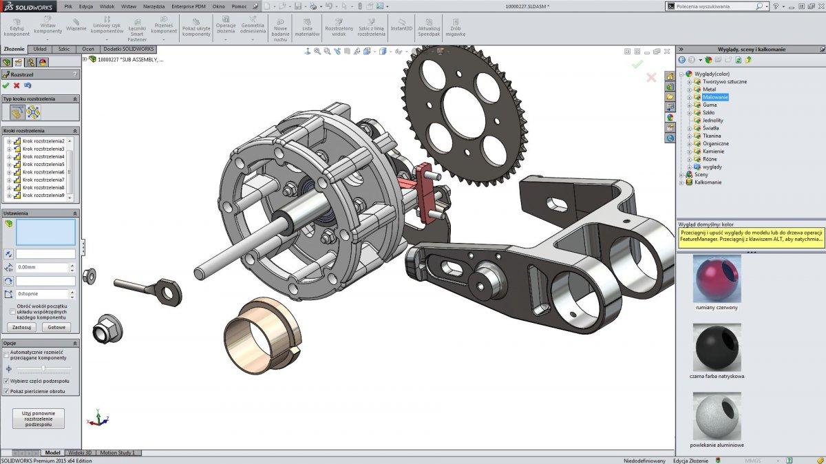Обзор программы SolidWorks для инженеров