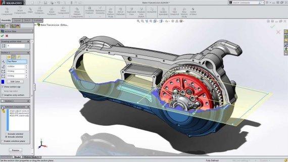 Обзор программы SolidWorks