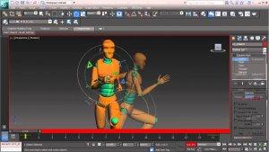 Обзор 3Ds Max анимация