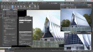 Обзор 3Ds Max архитектурная визуализация