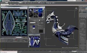 Обзор 3Ds Max наложение текстур