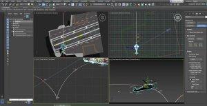 Обзор 3Ds Max поверхности Безье