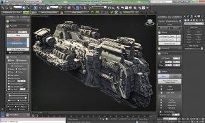 Обзор 3Ds Max твердотельное моделирование