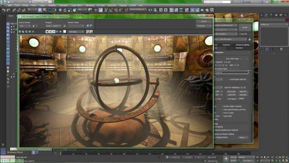 Обзор 3Ds Max что можно сделать