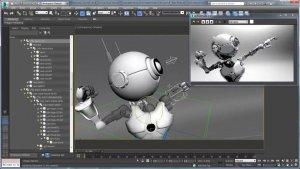 Обзор 3Ds Max
