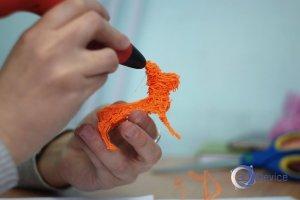 Рисунок 3D ручкой